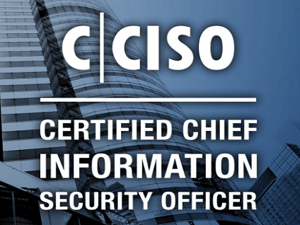 Certified Chief Information Security Officer image