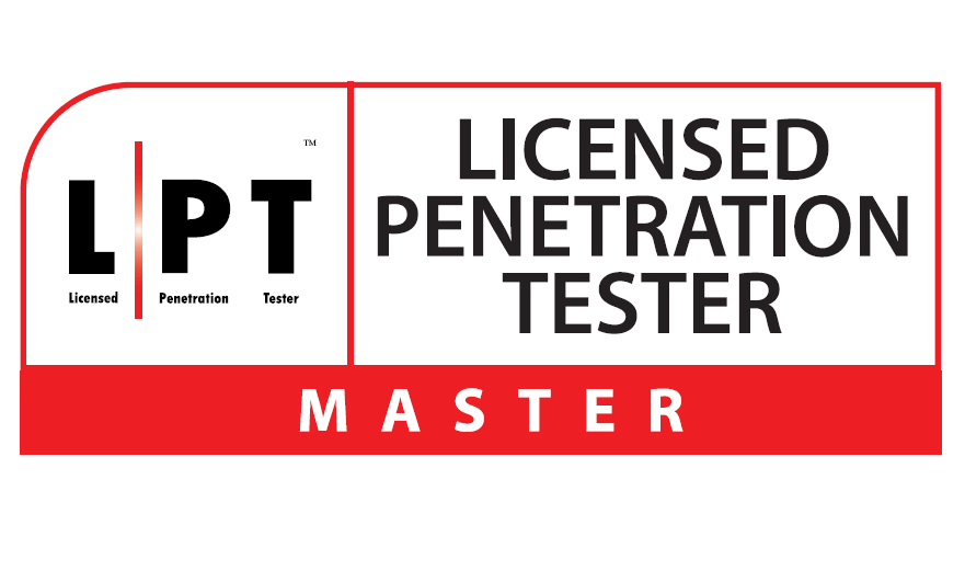 Licensed Penetration Tester Master level image