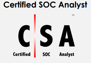 Certified SOC Analyst logo
